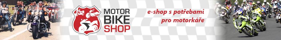 motorbikeshop.cz - e-shop s potřebami pro motorkáře